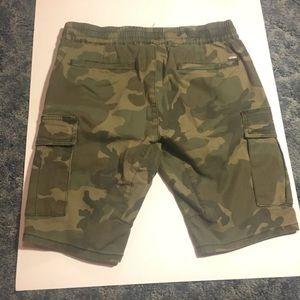 92d9e9a2b6 PacSun Shorts - NWT Men's PacSun Camo Cargo Shorts
